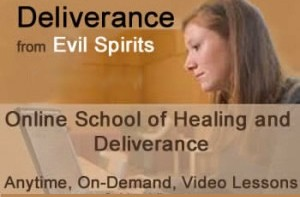healing ministry, spiritual warfare deliverance ministry 2-day conference, casting out demons, demonic oppression