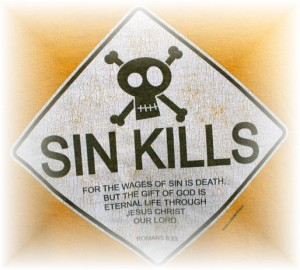 Connection Between Sin and Disease