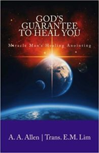 God's Guarantee to Heal You by A.A. Allen PDF Download