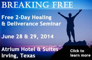 healing and deliverance 2-day conference width=