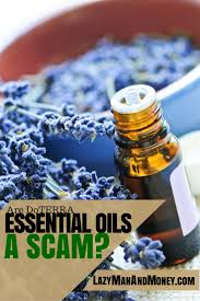 Essential Oils is New Age